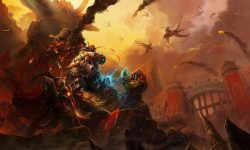 WOW: Garrosh Hellscream Wallpapers hd