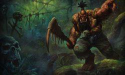 WOW: Kilrogg Deadeye Backgrounds