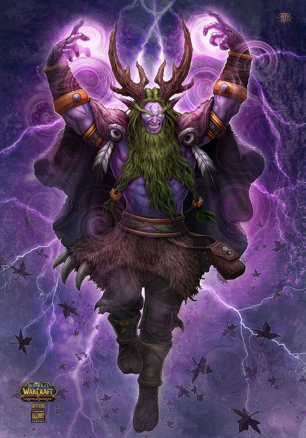 WOW: Malfurion Stormrage Wallpapers hd