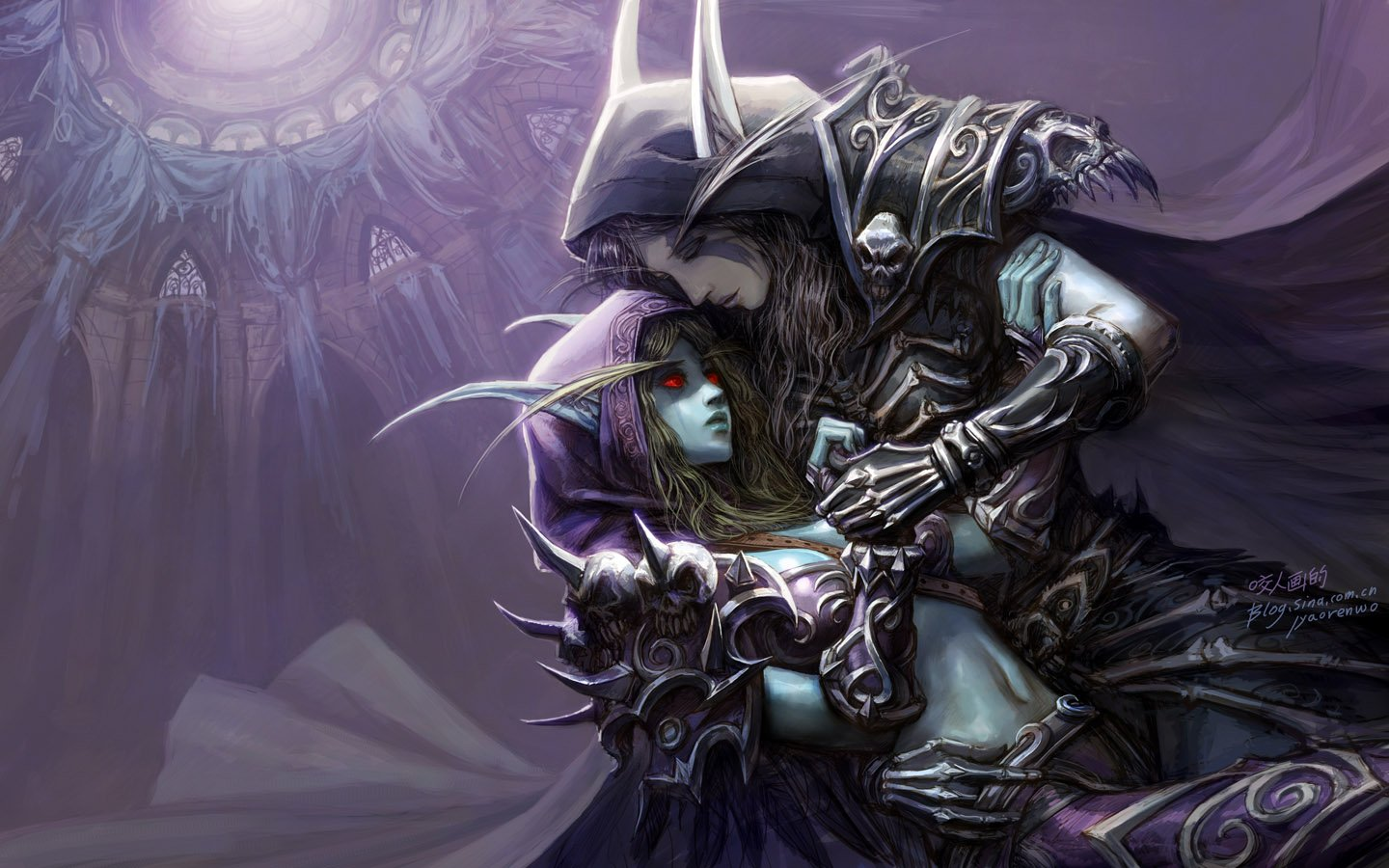 WOW: Sylvanas Windrunner Wallpapers hd