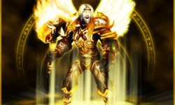 WOW: Uther the Lightbringer HD pictures