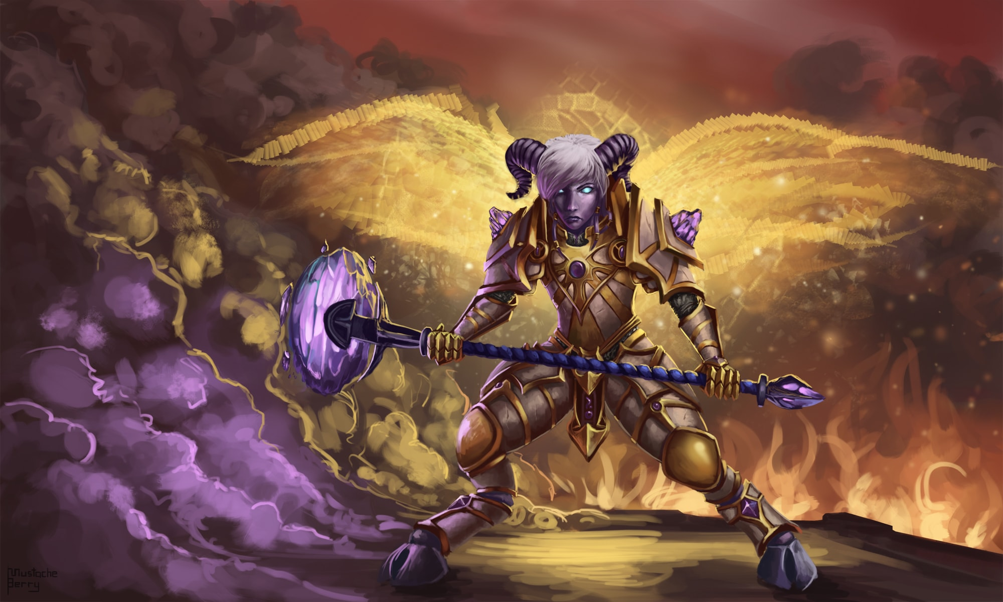 WOW: Yrel widescreen wallpapers
