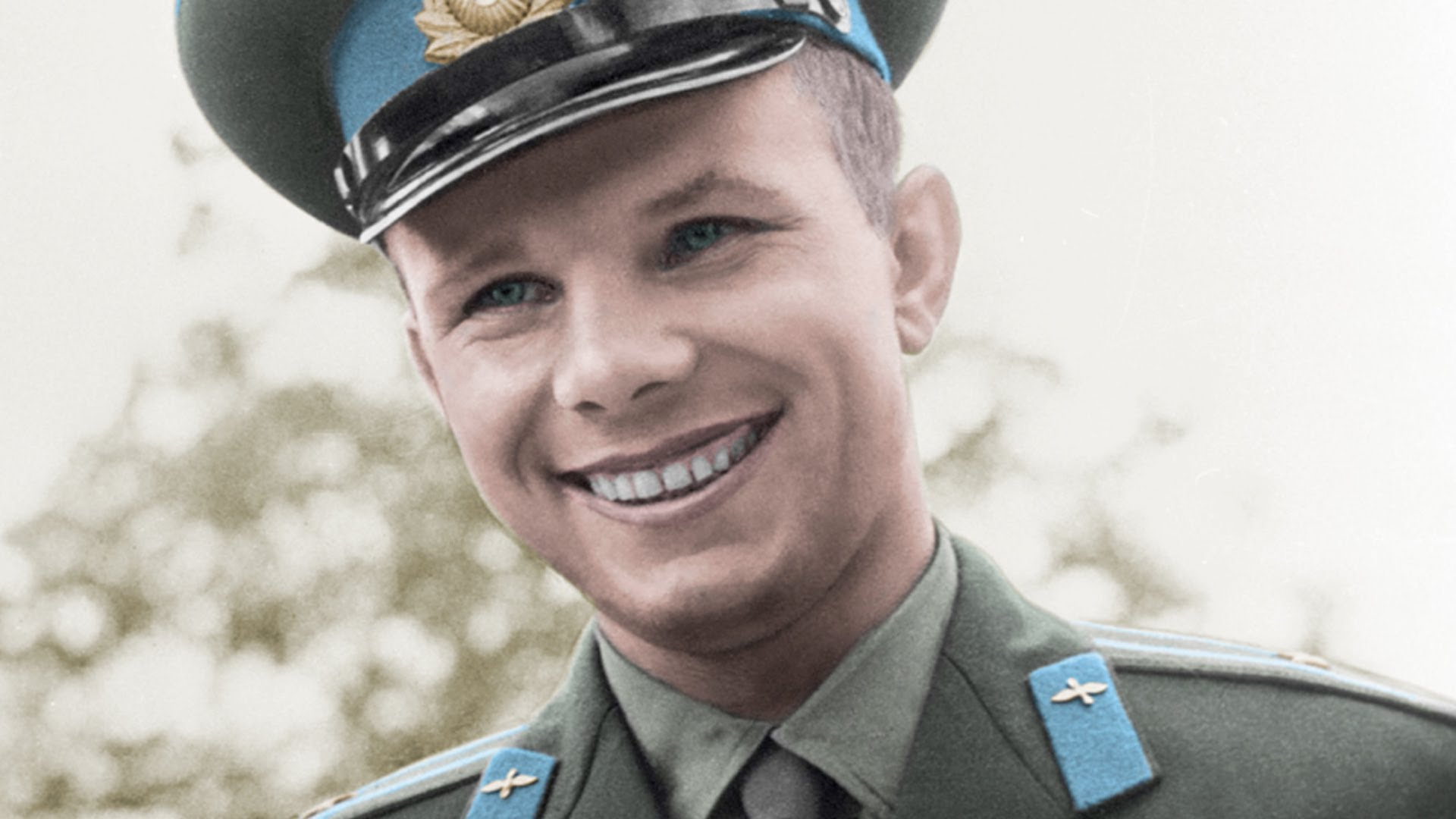 yuri gagarin full name - photo #21