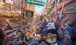 Zootopia widescreen wallpapers