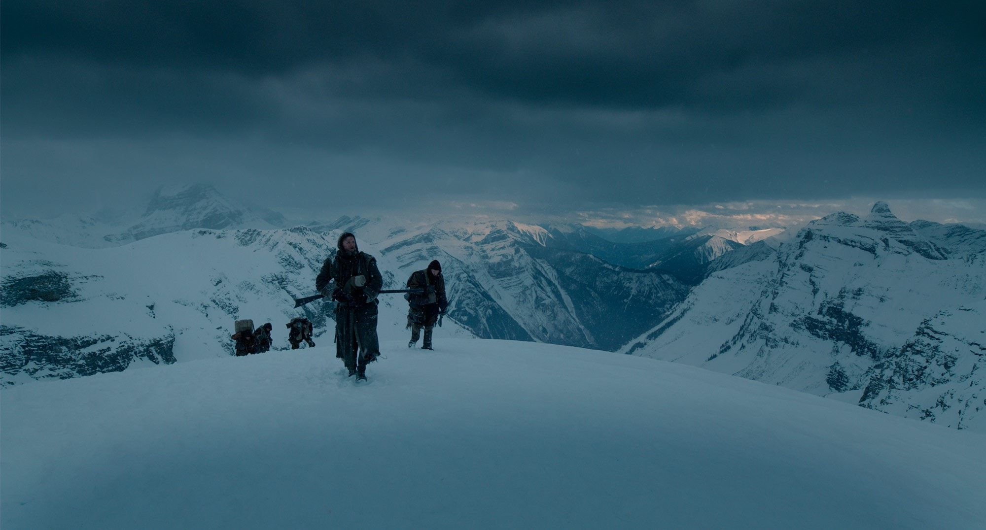 The Revenant HD pictures