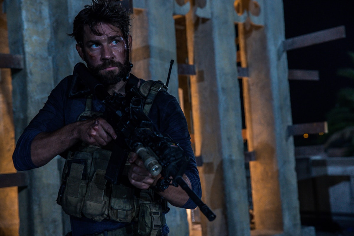 13 Hours: The Secret Soldiers of Benghazi Backgrounds