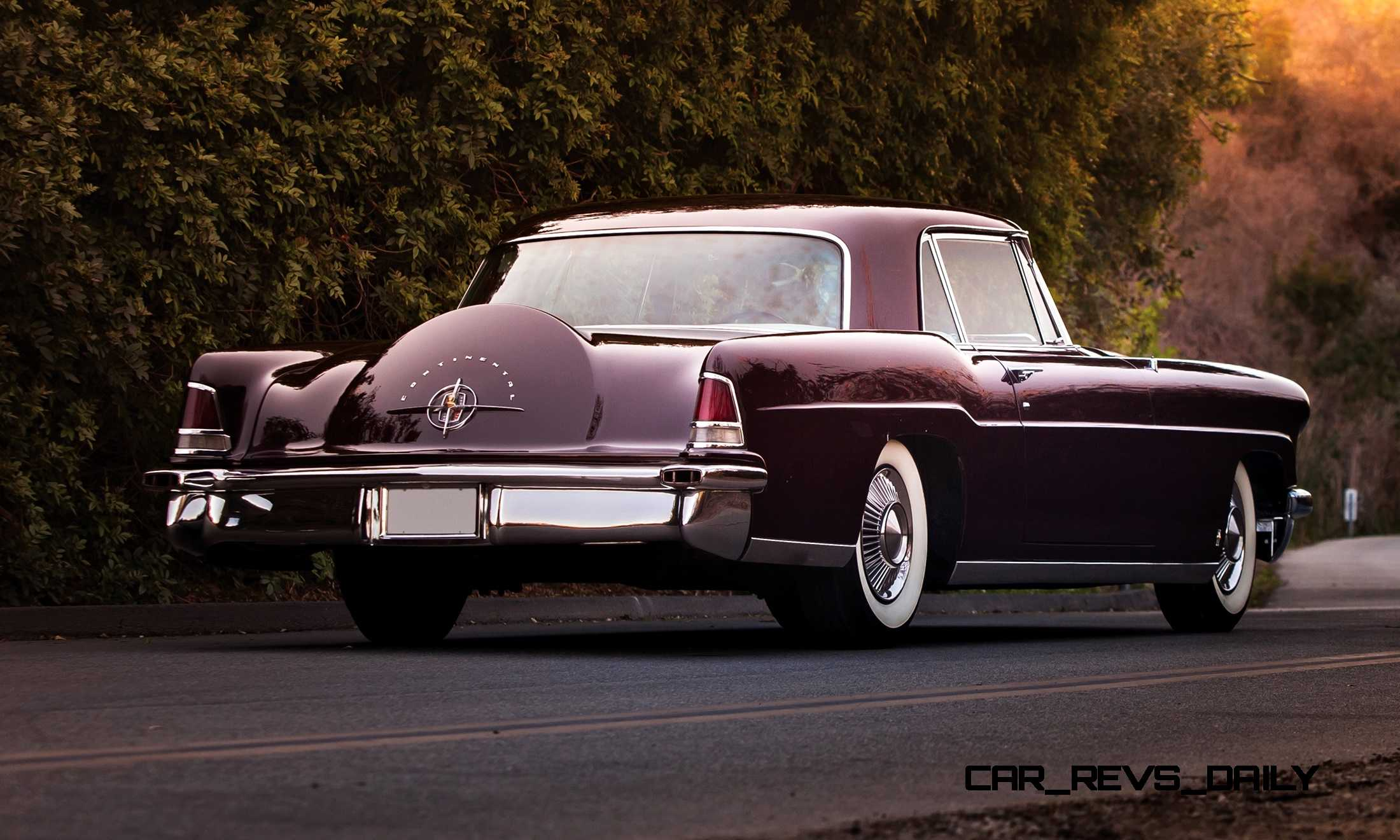 1956 Lincoln Mark II Full hd wallpapers