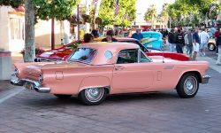 1957 Ford Thunderbird Backgrounds