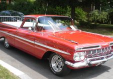 1959 Chevrolet El Camino Backgrounds