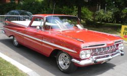 1959 Chevrolet El Camino Backgrounds