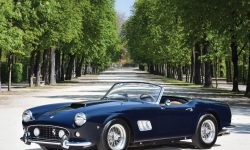 1961 Ferrari 250 GT California Full hd wallpapers