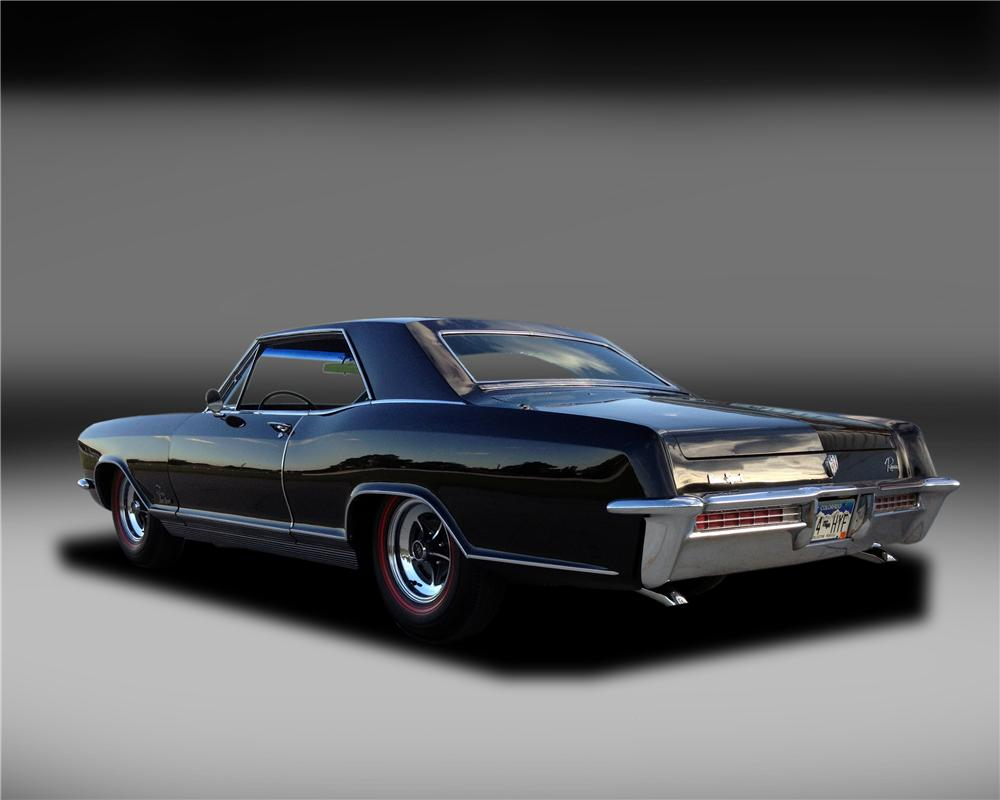 1965 Buick Riviera GS Backgrounds