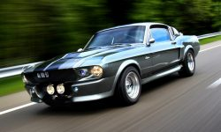 1967 Shelby GT500 Backgrounds