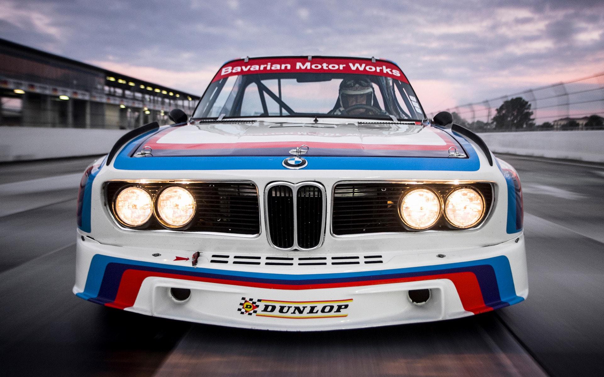 1973 BMW 3.0 CSi Backgrounds