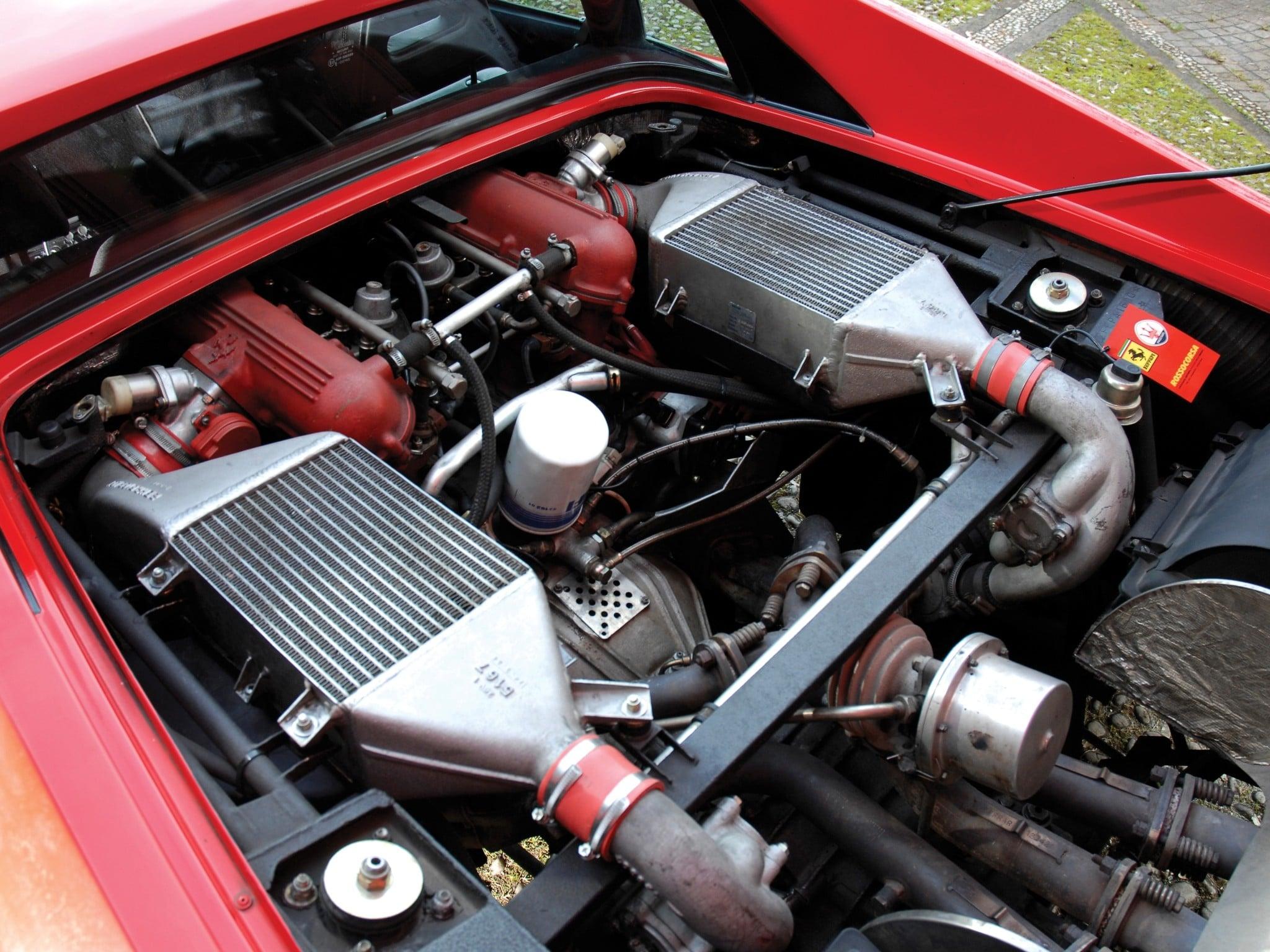 1984 Ferrari GTO Backgrounds