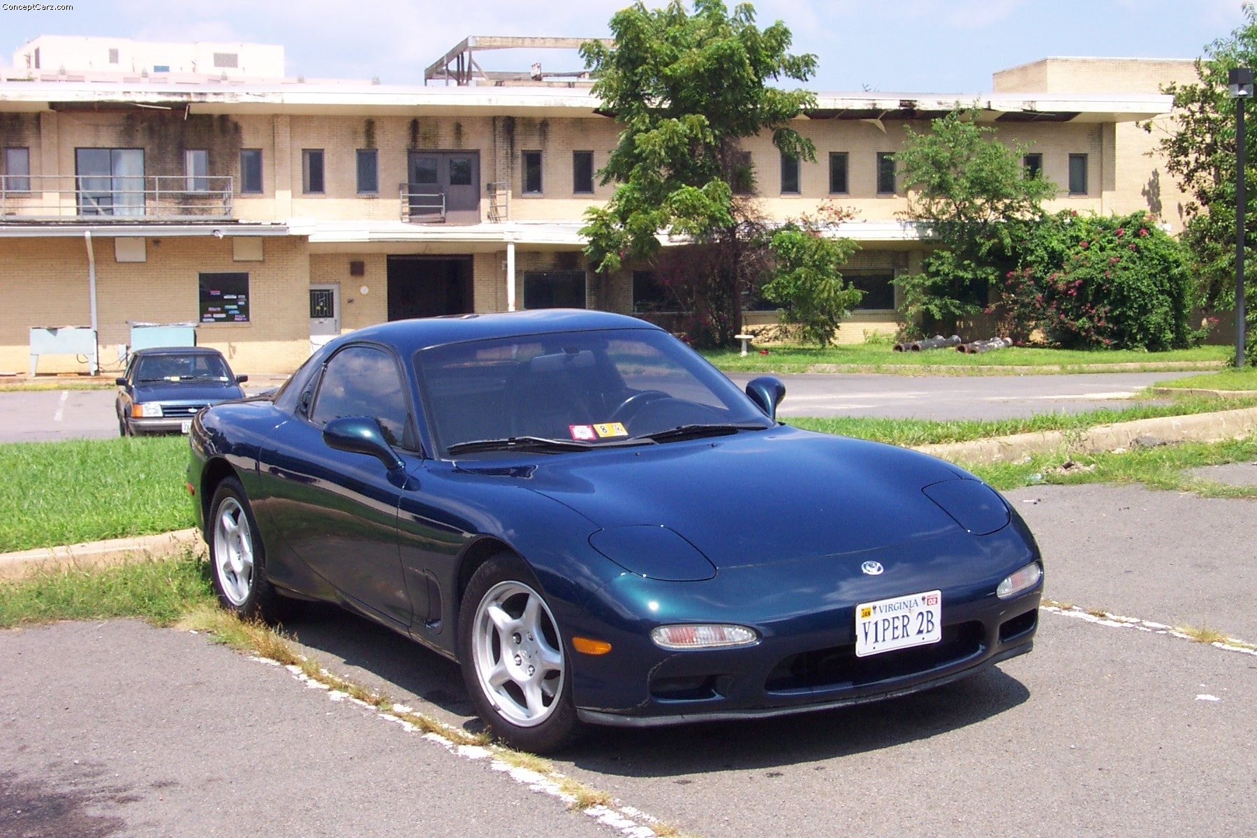 1993 Mazda RX-7 Backgrounds