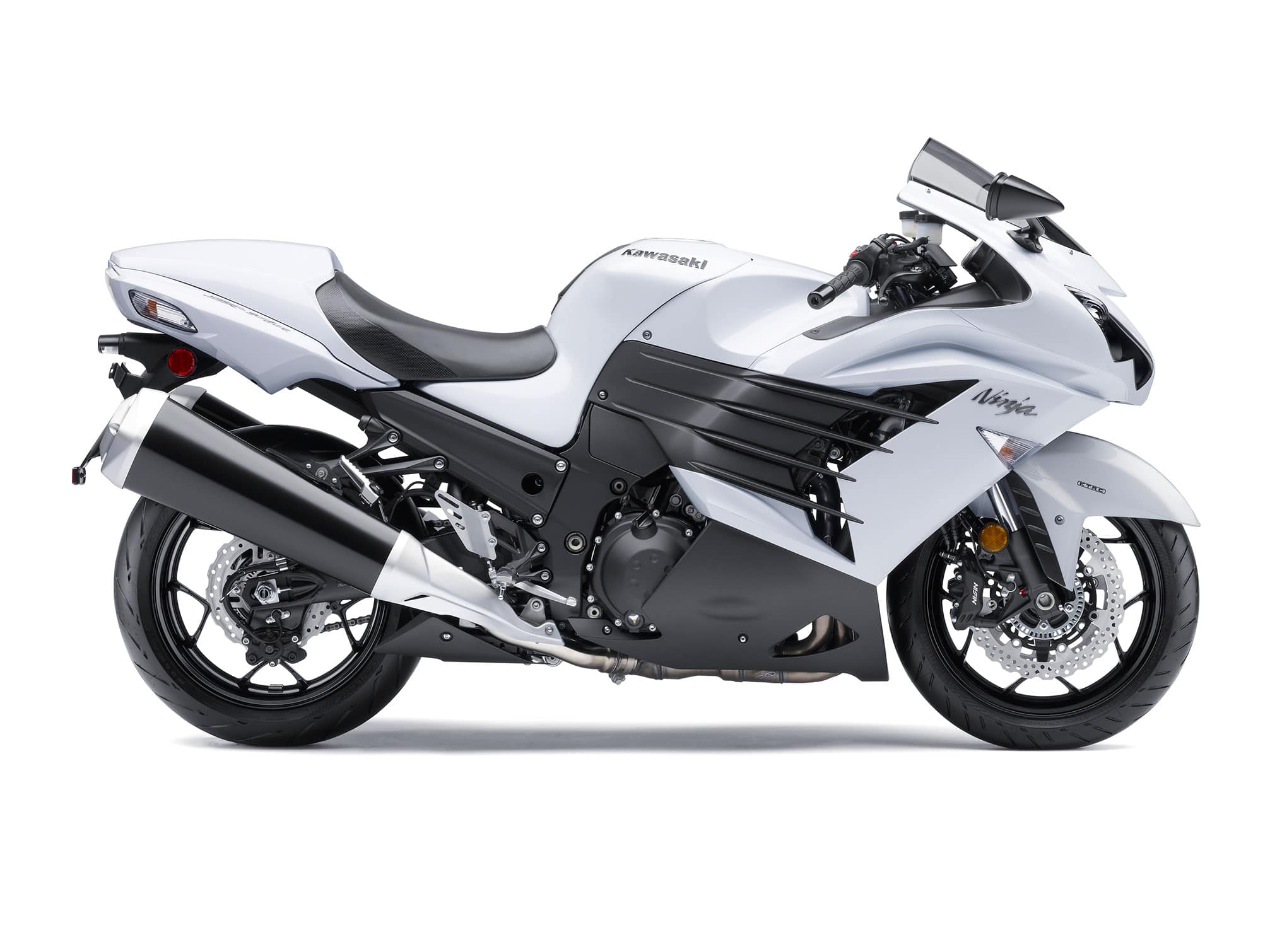 2012 Kawasaki Ninja ZX-14R Widescreen for desktop
