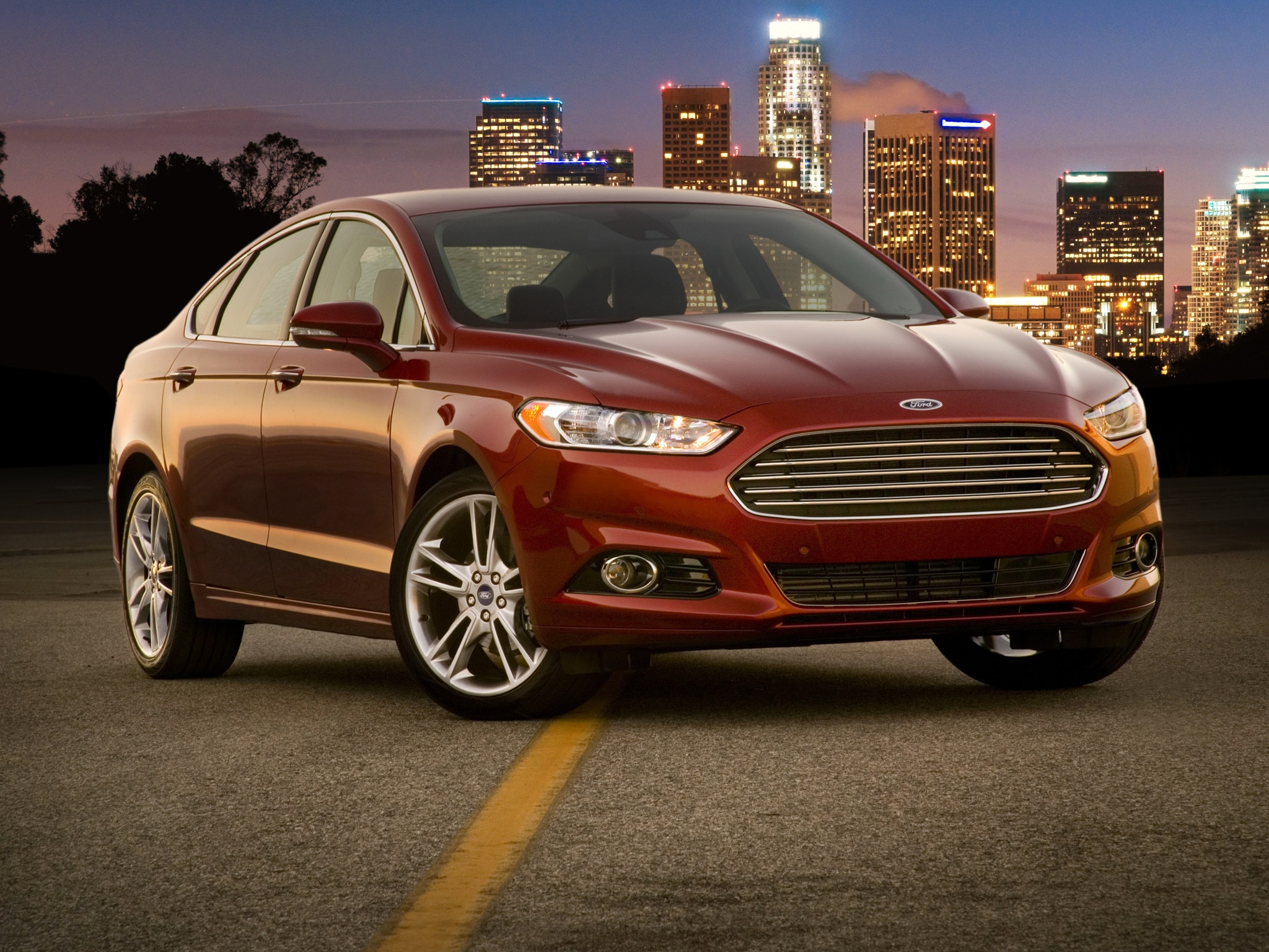 2013 Ford Fusion Backgrounds