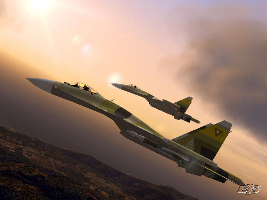 Ace Combat Zero: The Belkan War Backgrounds