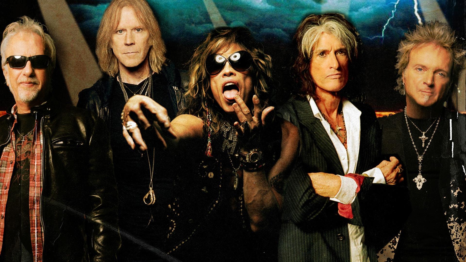 Aerosmith Wallpapers Hd Backgrounds