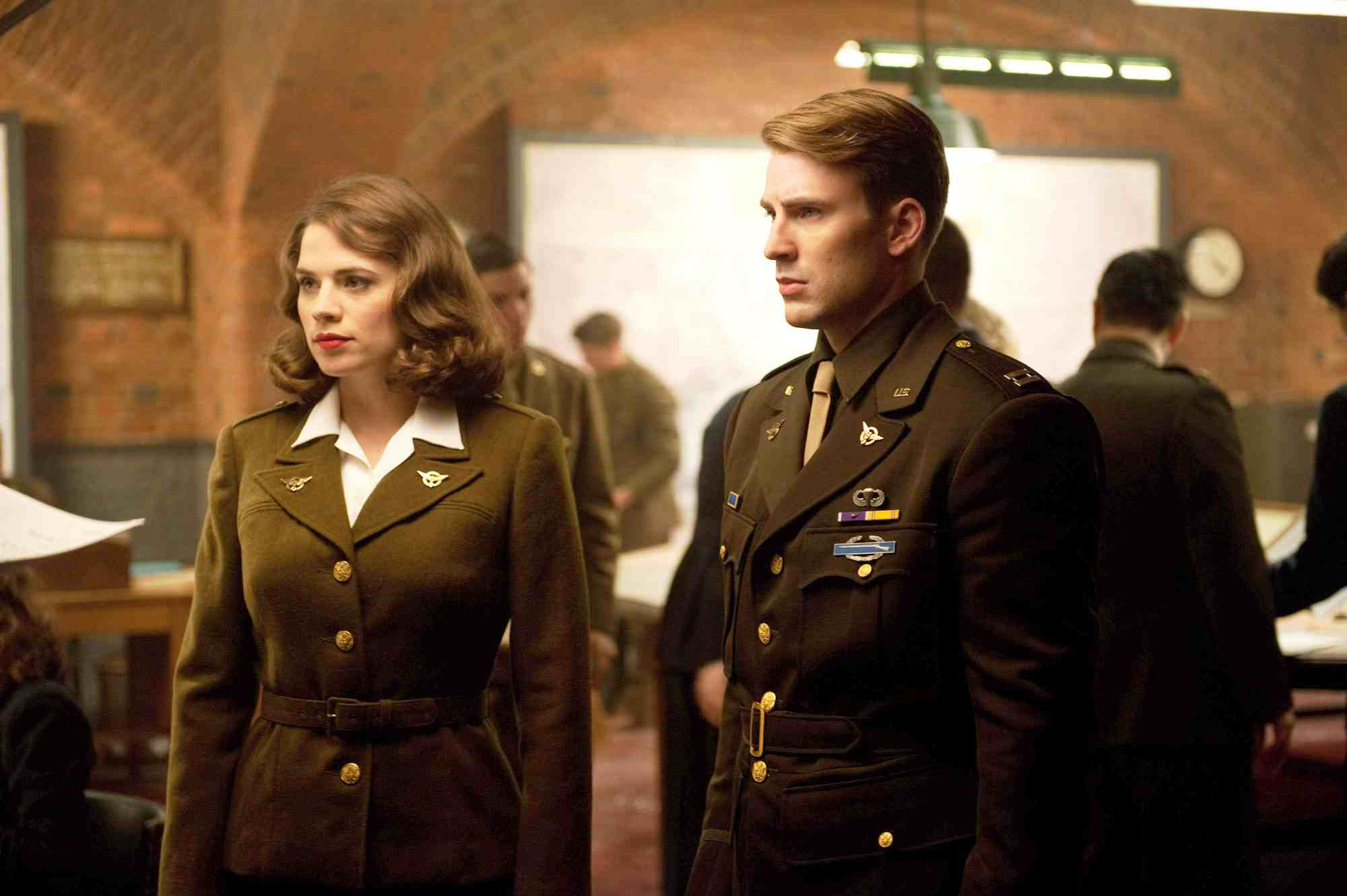 Agent Carter Backgrounds