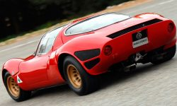Alfa Romeo Tipo 33 Stradale Backgrounds