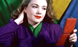 Anne Baxter Wallpaper