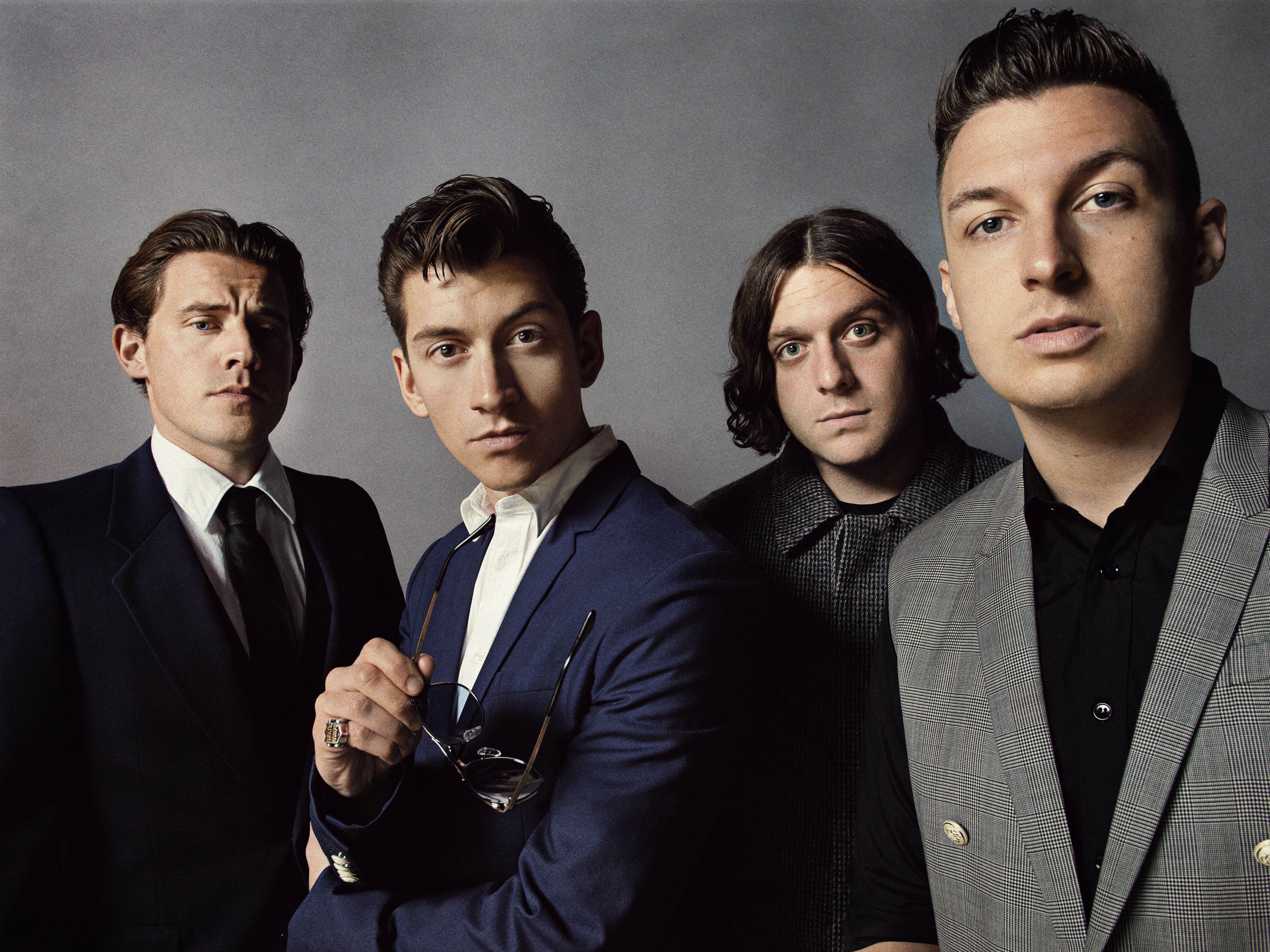 Arctic Monkeys High