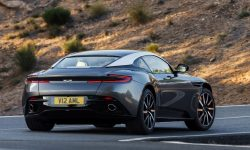 Aston Martin DB11 Backgrounds