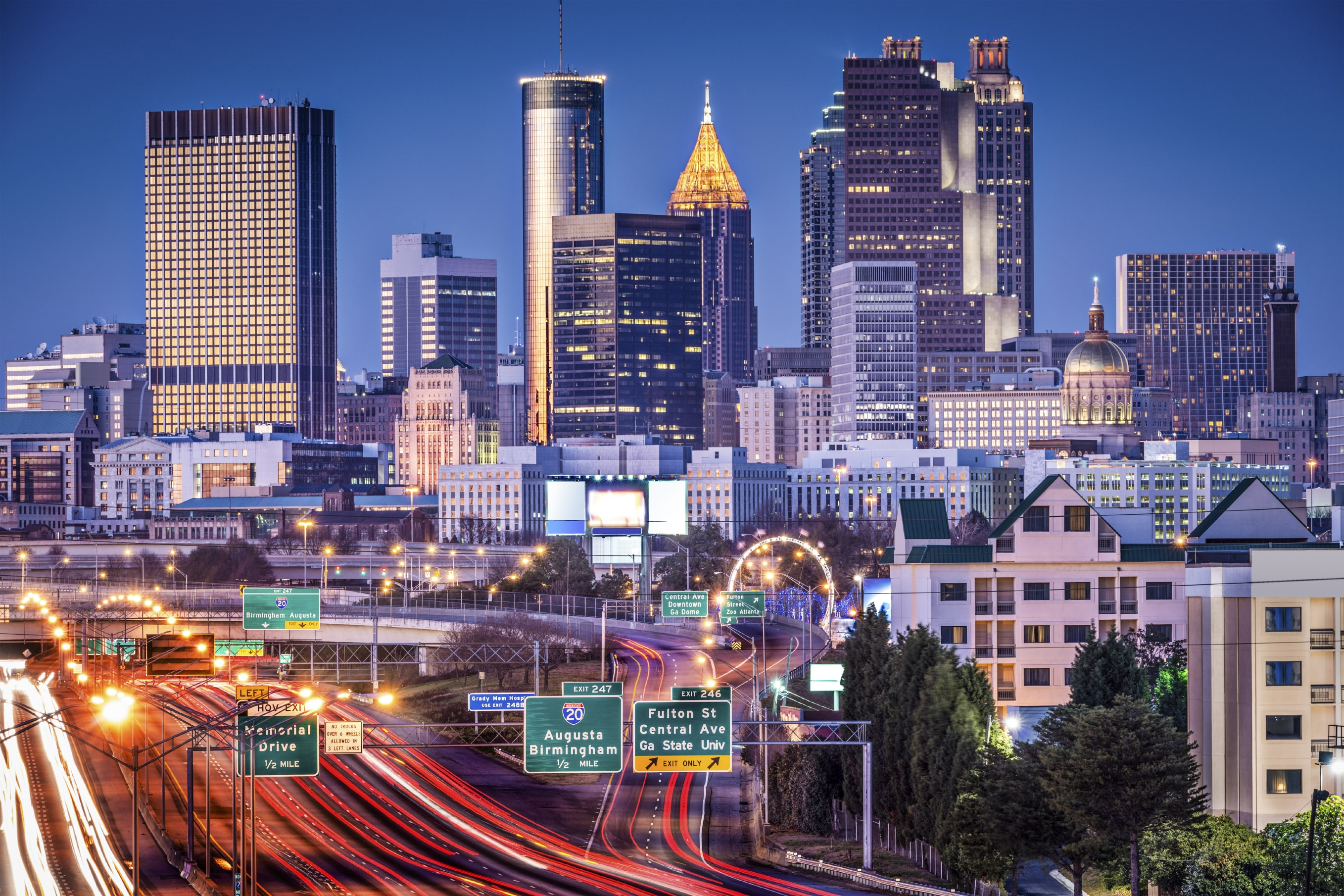 Atlanta Backgrounds