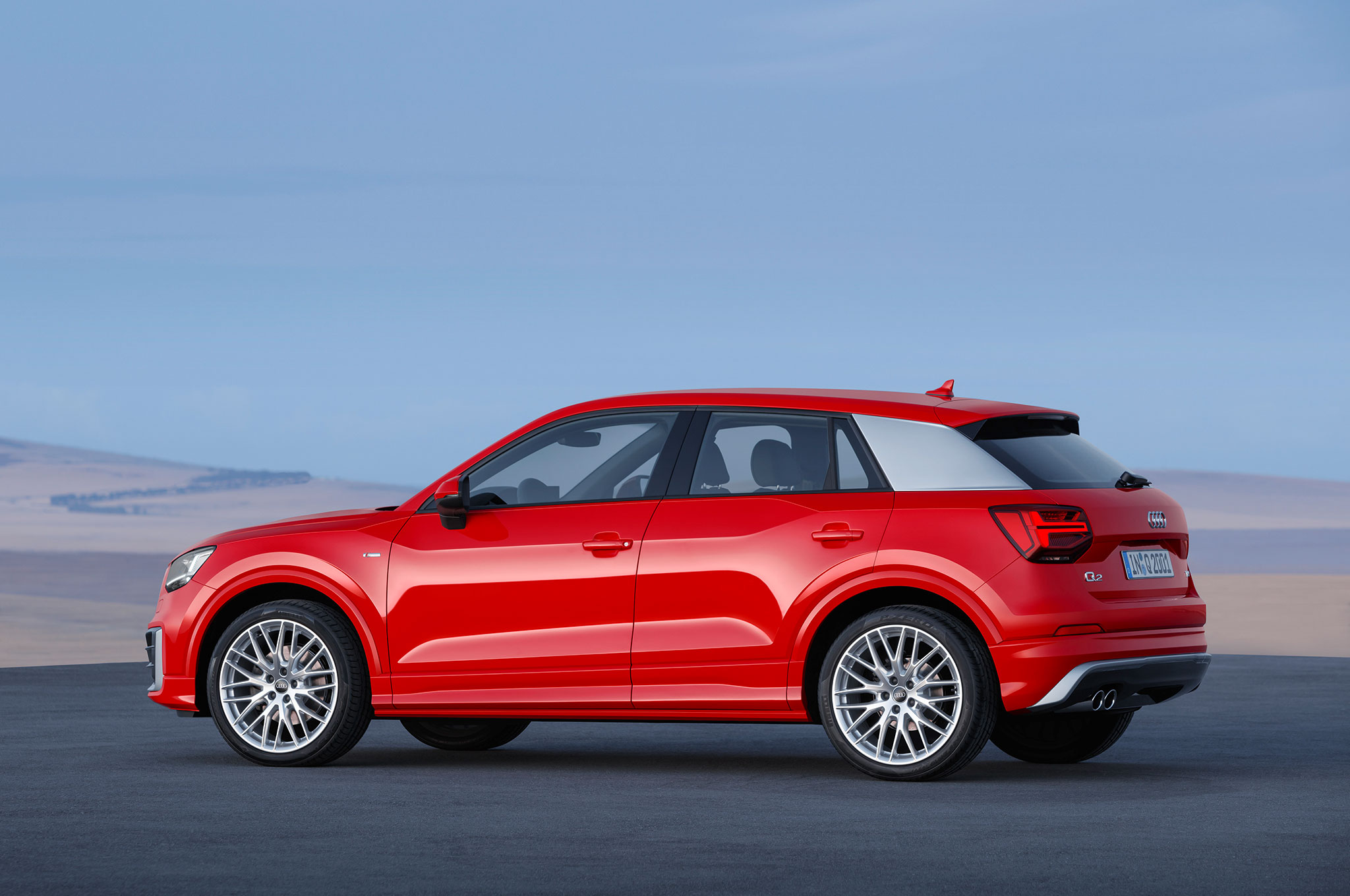 Audi Q2 Backgrounds