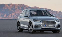 Audi Q5 II Backgrounds