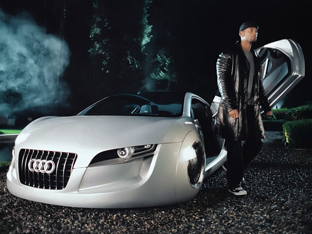 Audi RSQ Concept Backgrounds
