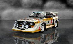 Audi Sport Quattro S1 Backgrounds