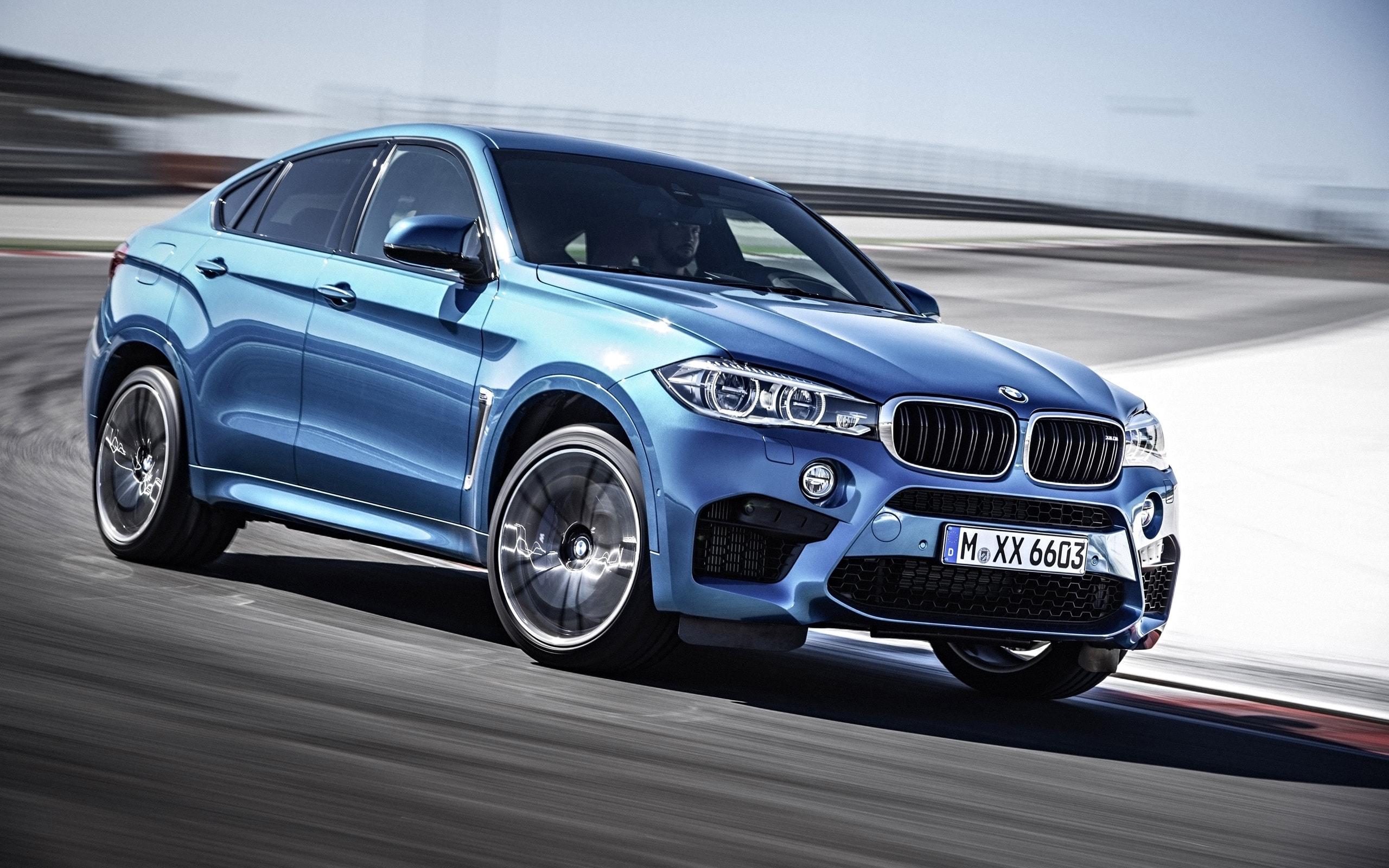 BMW X6 free
