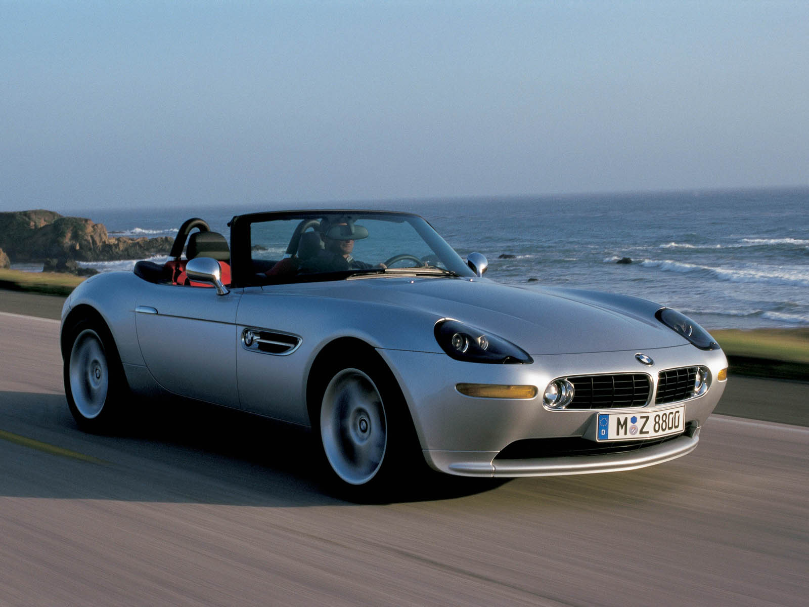 BMW Z8 Backgrounds
