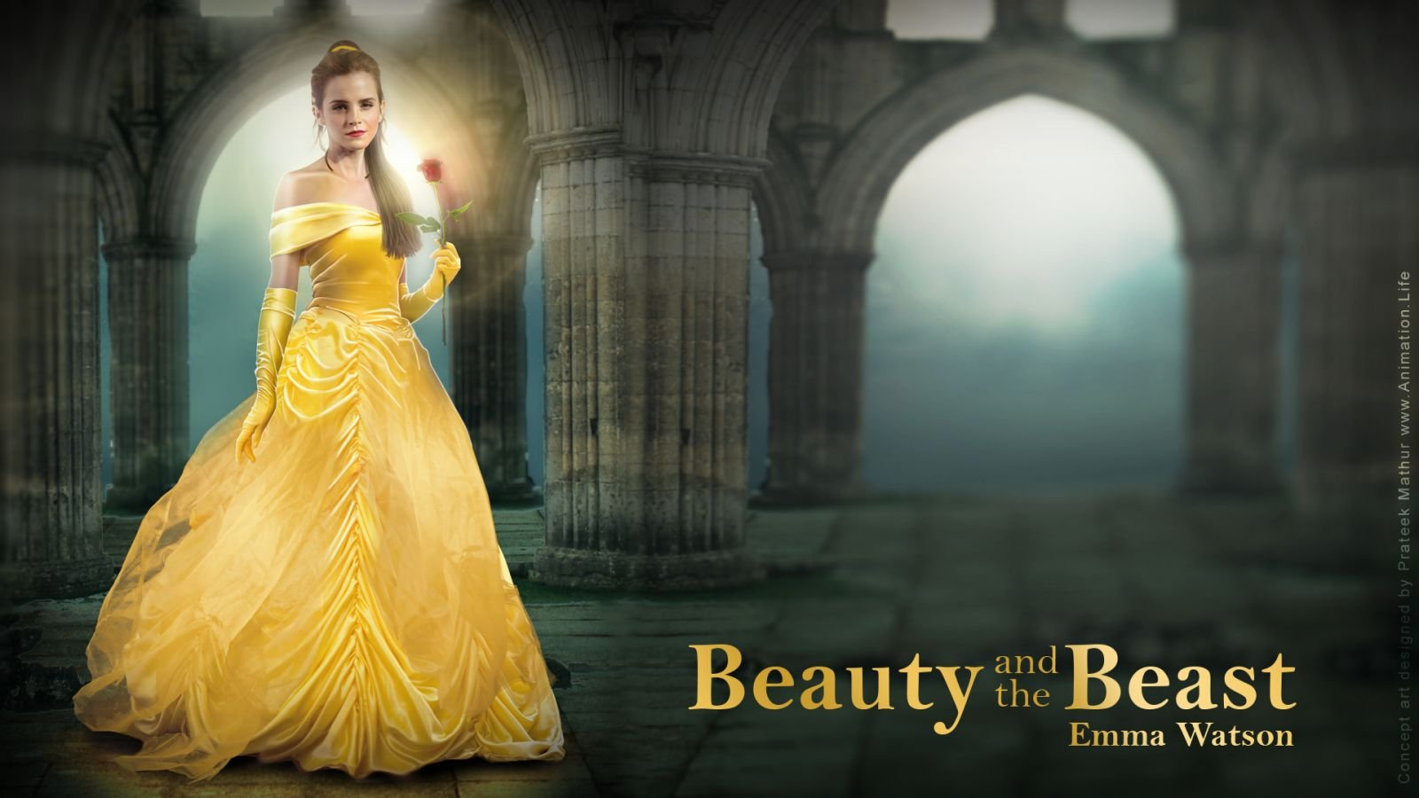 Beauty And The Beast Hd Wallpapers 7wallpapersnet