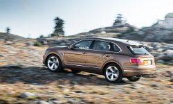 Bentley Bentayga Backgrounds