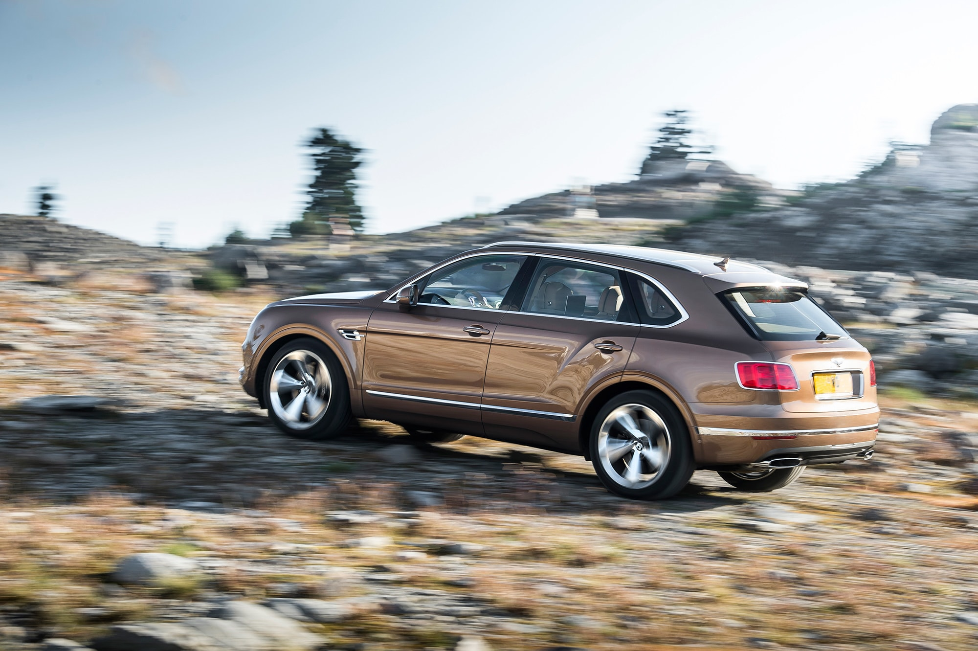Bentley Bentayga Backgrounds