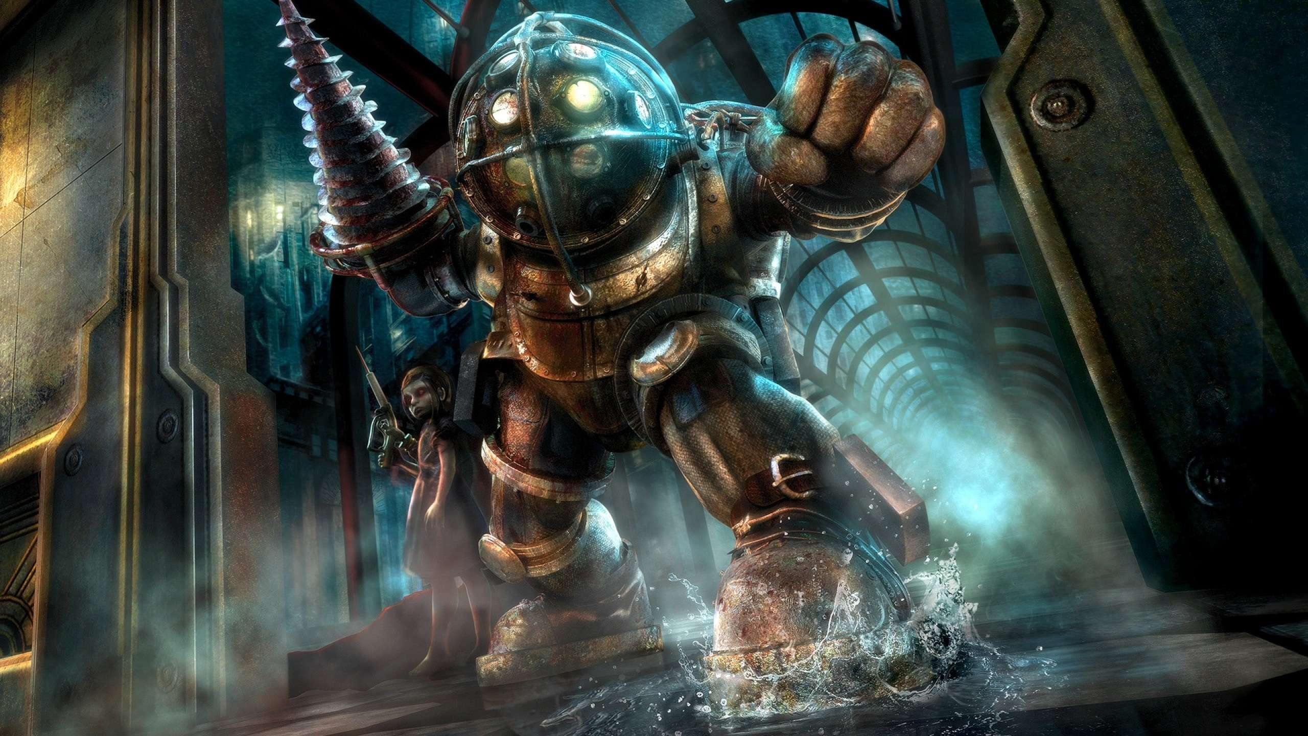 BioShock: The Collection Backgrounds