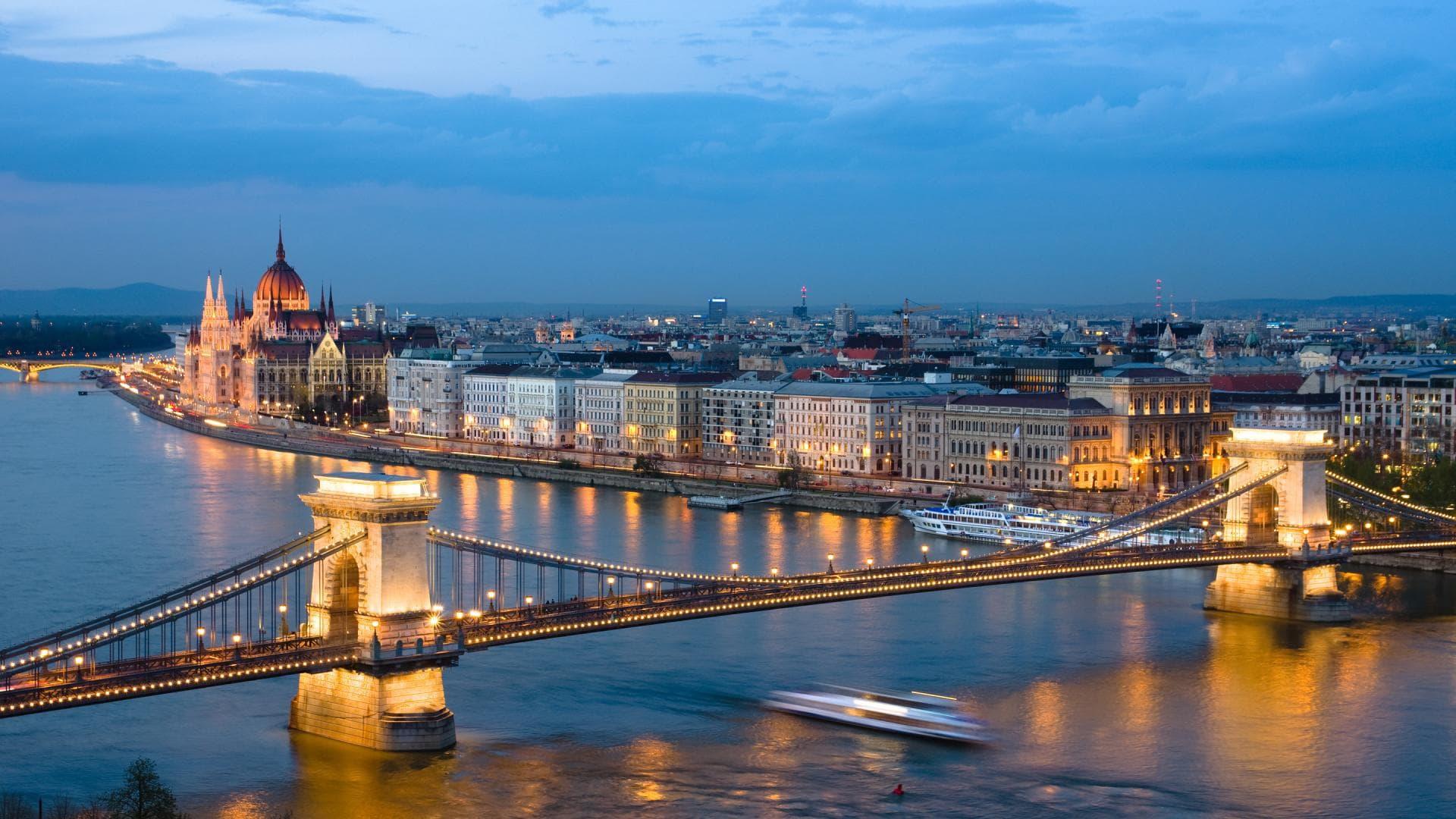 Budapest Backgrounds
