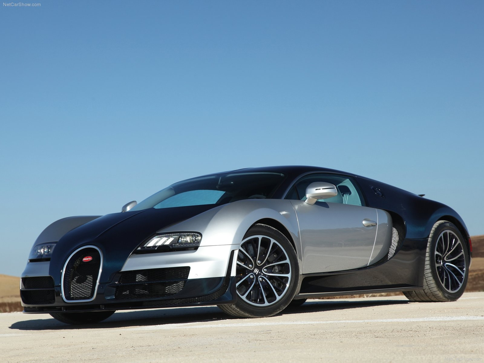 Bugatti Veyron Super Sport Backgrounds