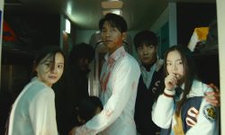 Train to Busan Backgrounds
