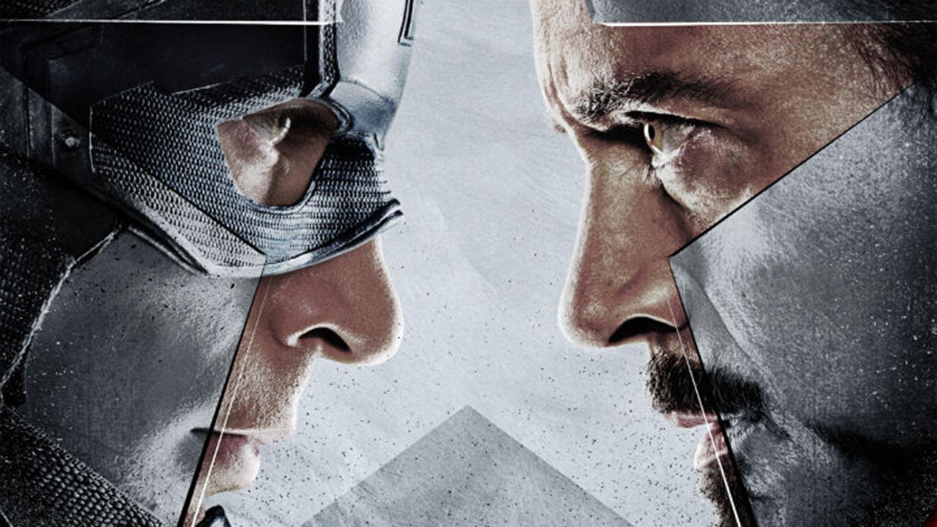 Captain America: Civil War Backgrounds