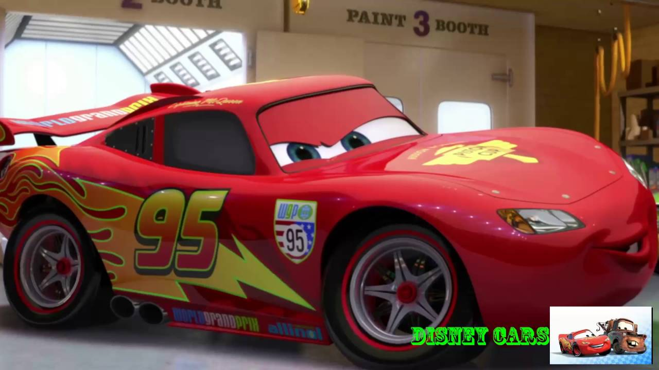 Cars 3 Backgrounds