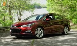 Chevrolet Cruze 2 Backgrounds