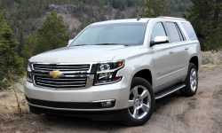 Chevrolet Tahoe 4 Backgrounds