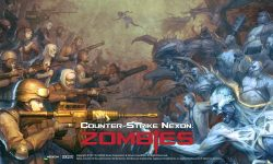 Counter-Strike Nexon: Zombies Backgrounds
