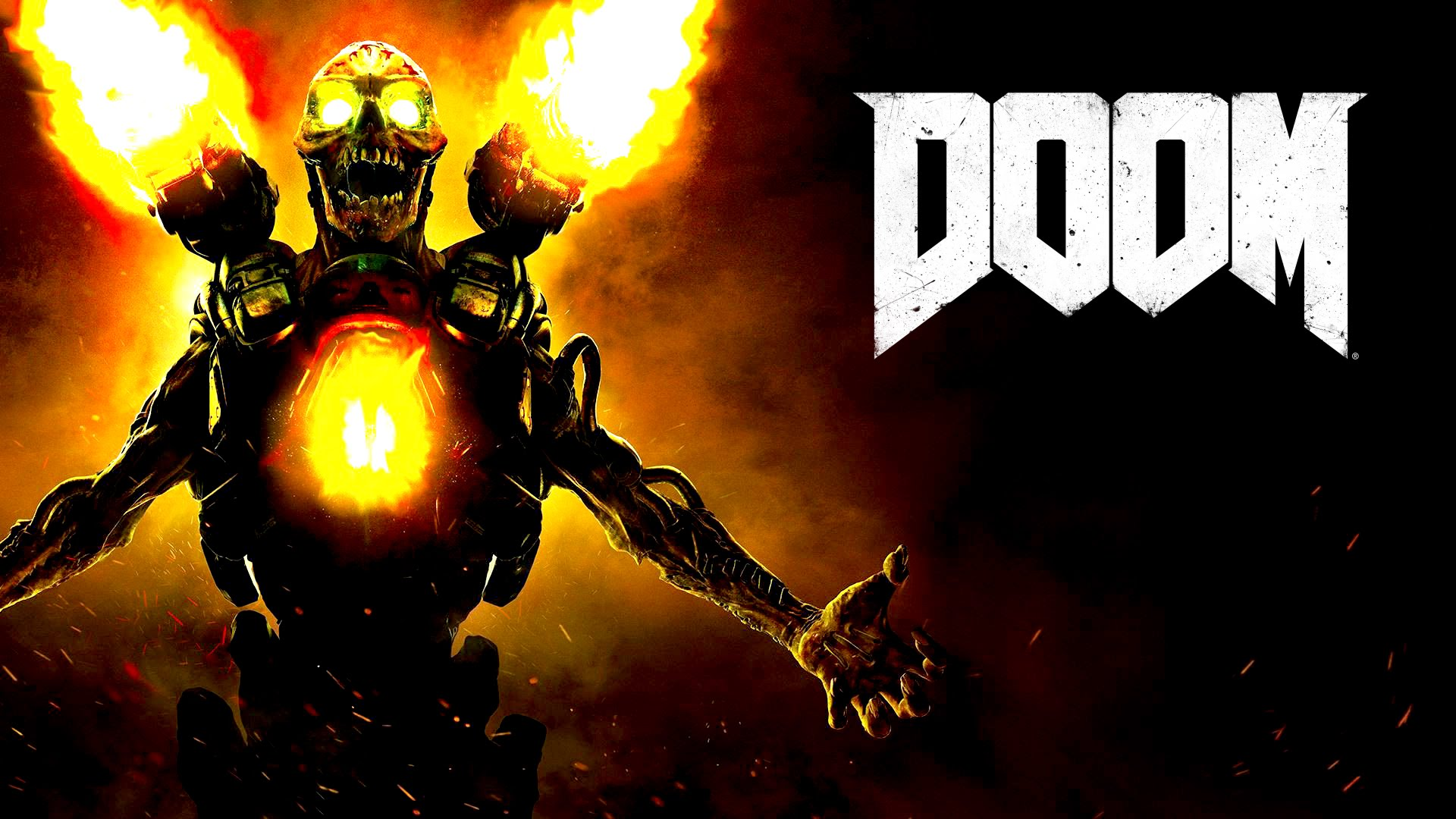 DOOM 2016 Backgrounds