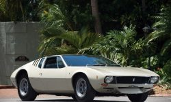 De Tomaso Mangusta Backgrounds